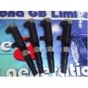 RENAULT IGNITION PENCIL COILS CLIO SCENIC 1.4, 1.6 1.8