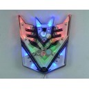 Transformer Car Emblem Badge