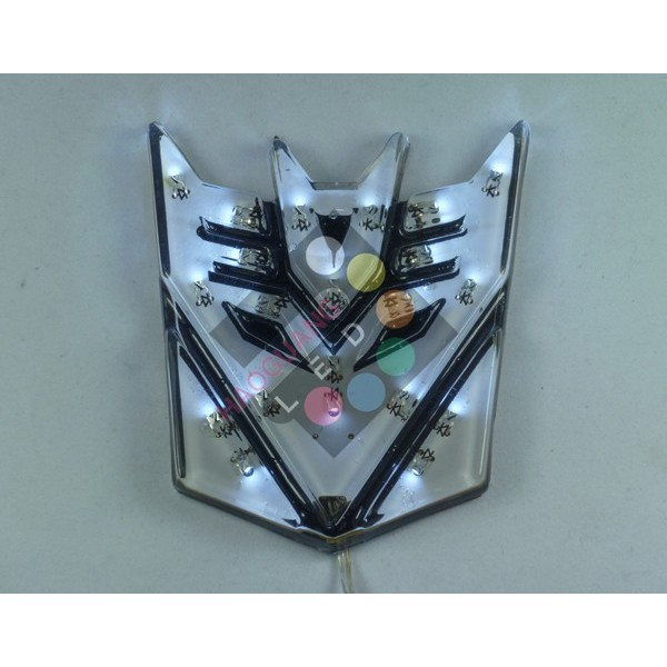 Transformer Autobot Car Emblem Badge